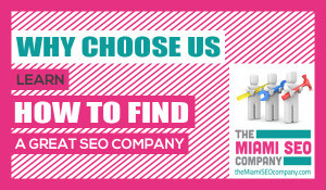 Why Choose Us - Learn How to Find a Great SEO Company copy