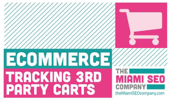 Tracking 3rd Party Shopping Carts