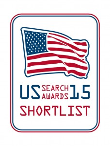 USSA15 Shortlist Badge