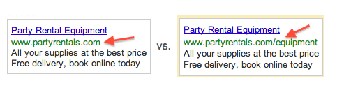 example of ads 2