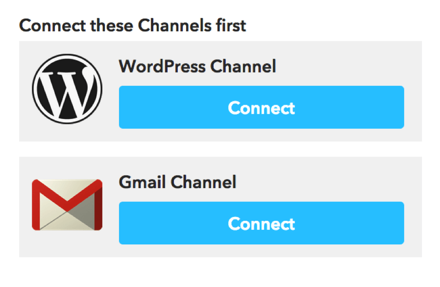 IFTTT Recipes to Help Improve Your Email Marketing :