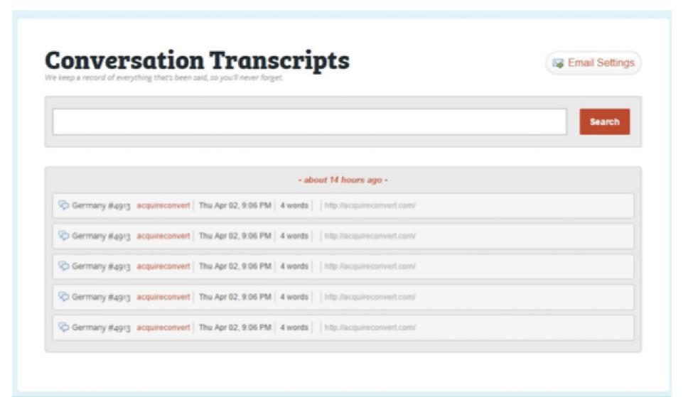 conversation-transcripts